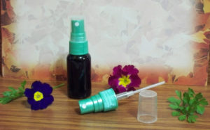 Pearl Green Spray Pump with PET Bottles
