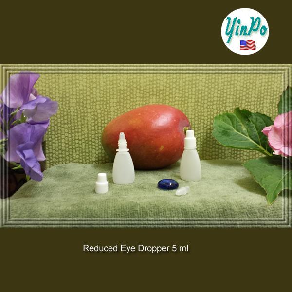 Reduced PP Eye Dropper 5 ml EMPTY