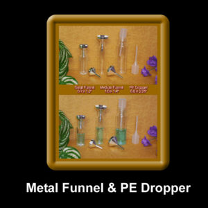 Small Metal Funner & Plastic Filler